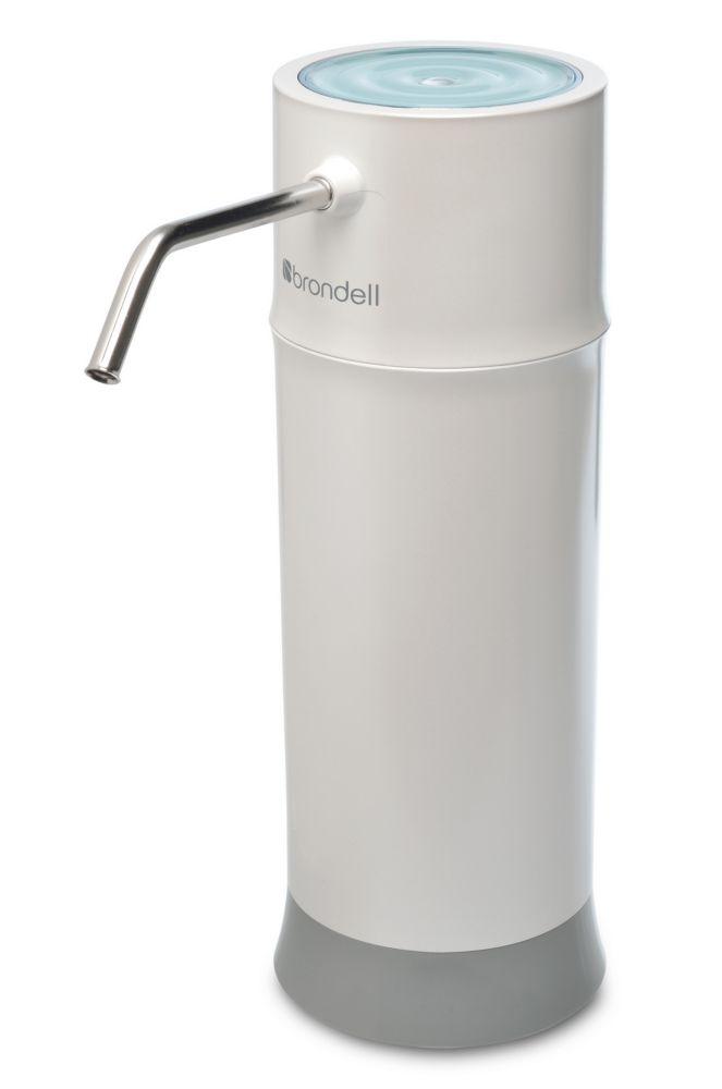H2O + filtration de l'eau de Broc