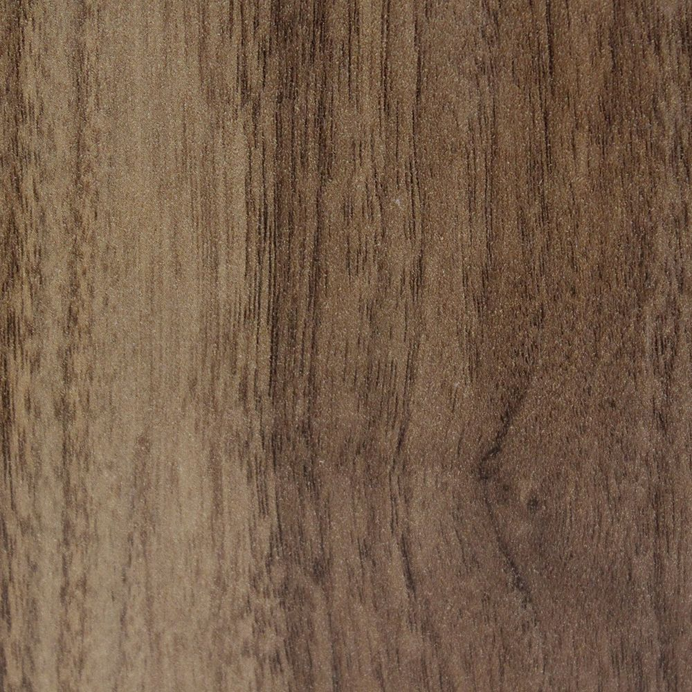 Traffic Master Rockwood Walnut Laminate Flooring Sample