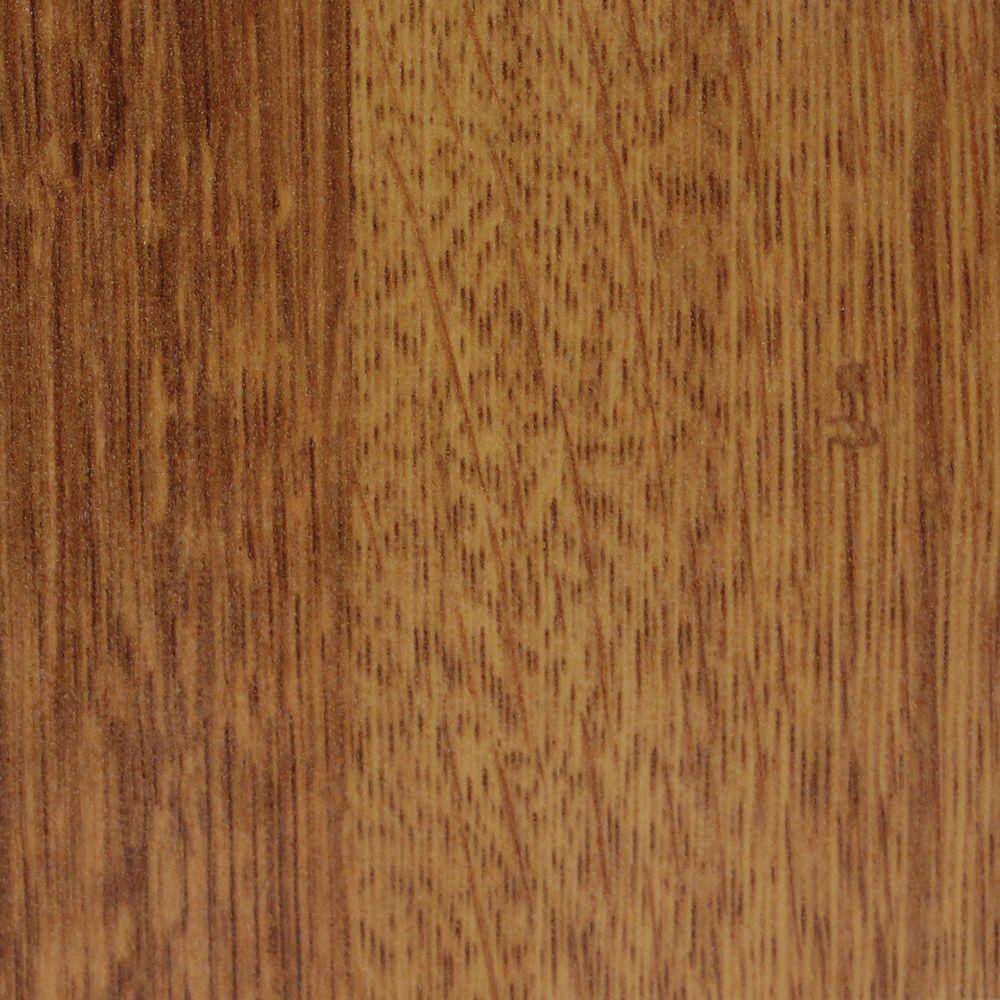 Traffic Master Brighton Oak Laminate Flooring Sample