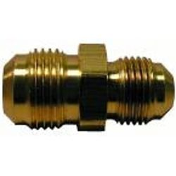 Sioux Chief 1/2 inch x 3/8 inch Lead-Free Brass Flare Reducing Union