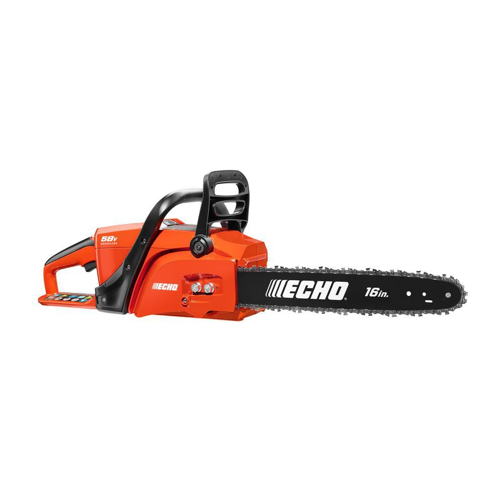16-inch 58V Brushless Li-Ion Cordless Chainsaw (Tool Only)