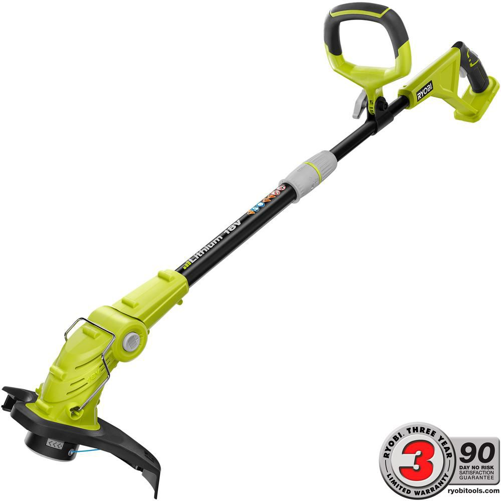 Ryobi 18V ONE+ String Trimmer/Edger (Tool Only)