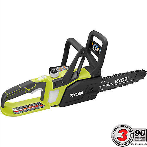 18V ONE+ 10-inch Lithium-Ion Cordless Chainsaw (Tool Only)
