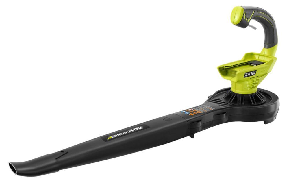 Ryobi 40V Hard Surface Sweeper (Tool Only)