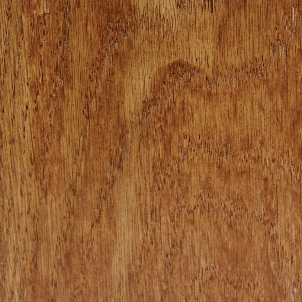 Bruce Light Oak Spice Hardwood Flooring Sample
