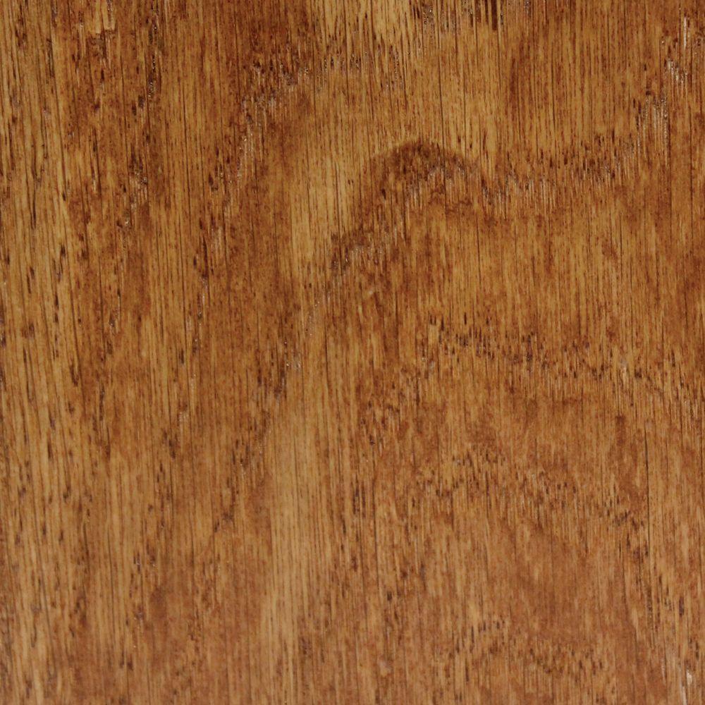 Bruce Light Oak Spice Hardwood Flooring Sample
