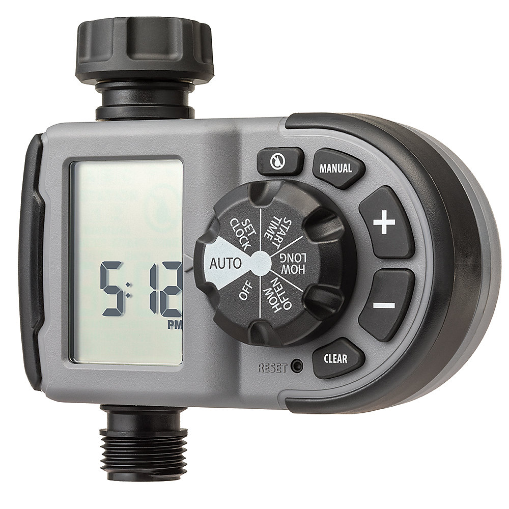 1-Outlet Electronic Watering Timer