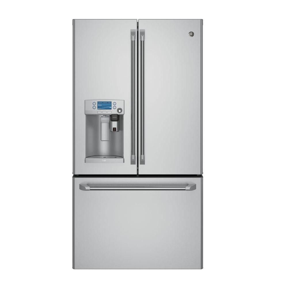 Café 22.2 cu. ft.  French Door Refrigerator with Keurig K-Cup Brewing System