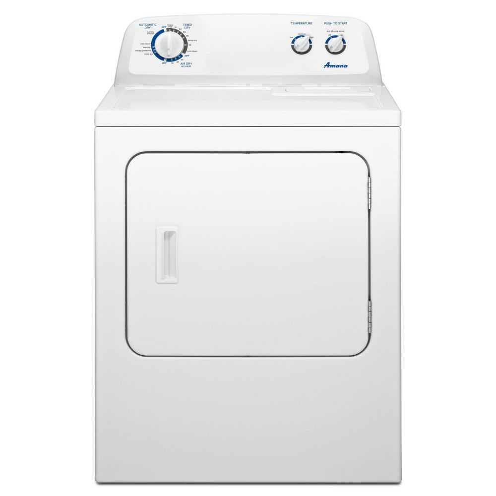 AMANA 29 Inch ELECTRIC DRYER