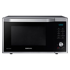 Ge 1 1 Cu Ft Countertop Microwave Oven In Stainless