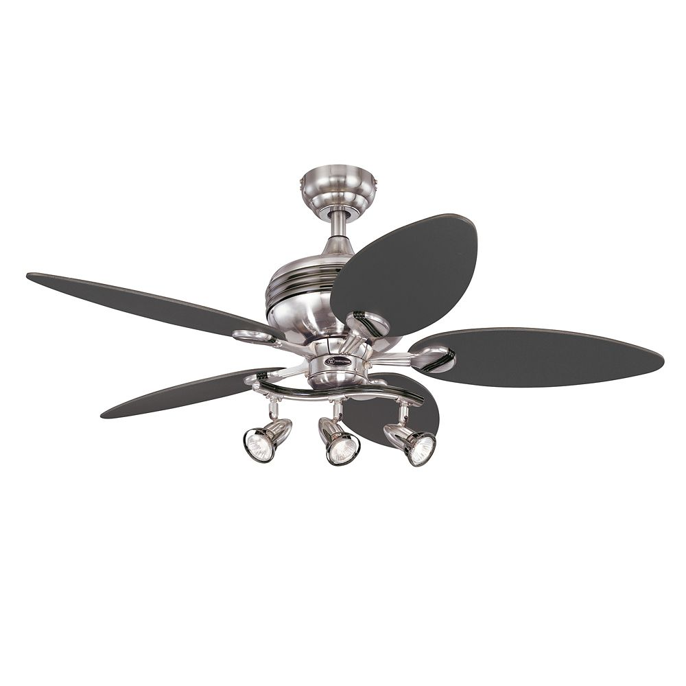Ceiling Fan Xavier Brushed Nickel Finish