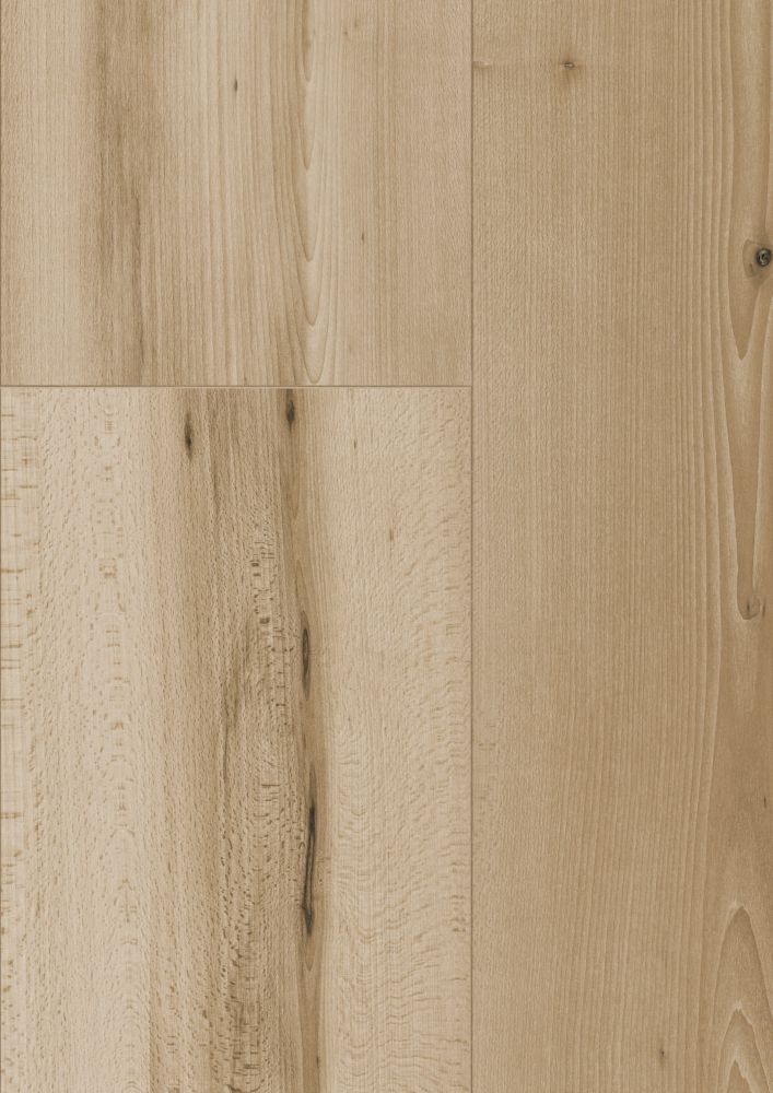 TM 10mm Light Beech Laminate Flooring (18.94  sq. ft. / case)