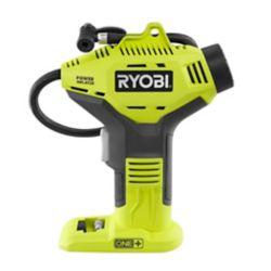 RYOBI Gonfleur électrique sans fil ONE+, 18V (outil seulement)