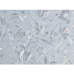 Brewster Home Fashions Cut Floral Window Premium Film