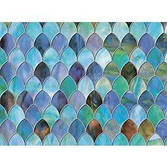 Peacock Window Premium Film