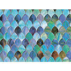 Brewster Home Fashions Peacock Sidelight Premium Film