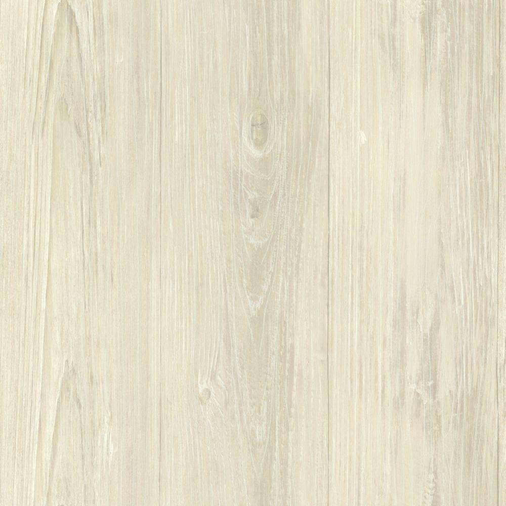 Cumberland Fog Faux Wood Texture Wallpaper