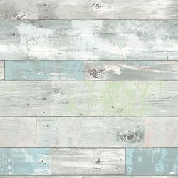 NuWallpaper Beachwood Peler et Coller Papier Peint