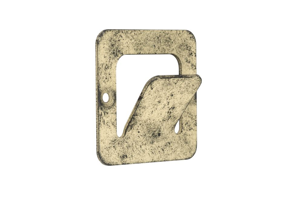 Contemporary Metal Hook - 5131