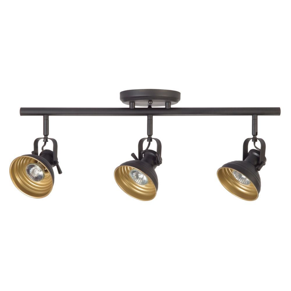 Home Decorators Collection 3 Light Led Track Light Monroe The