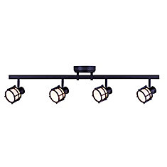 black track lighting. 4light antique bronze directional led rail fixture with round white glass shades black track lighting