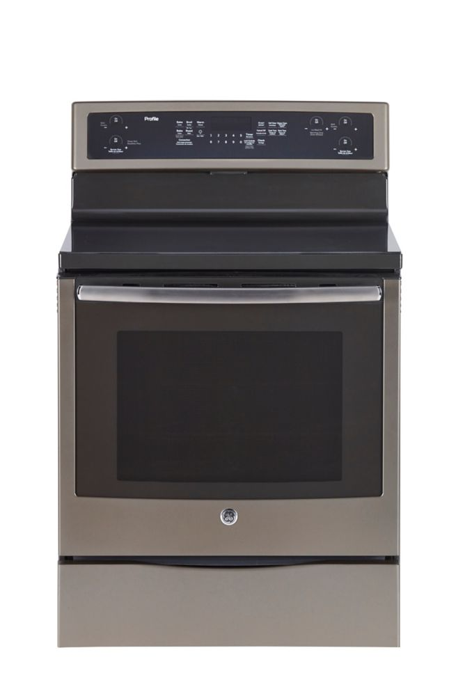 6.2 cu. ft. 30-inch Free-Standing Electric Self-Cleaning Convection Range
