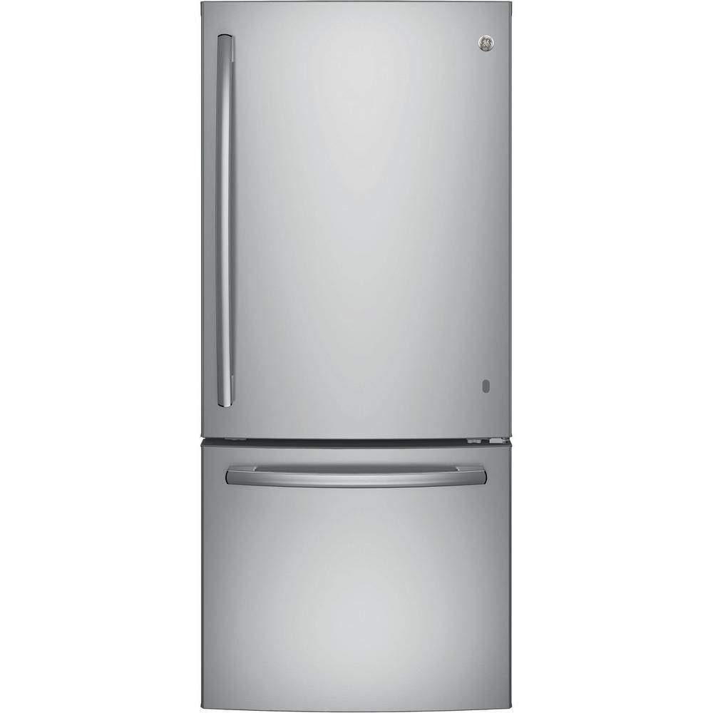 Réfrigérateur avec congélateur au bas de 20,6 pieds cube