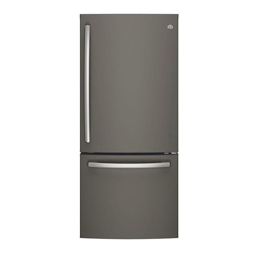 Bottom Freezer Refrigerators Fridges The Home Depot Canada