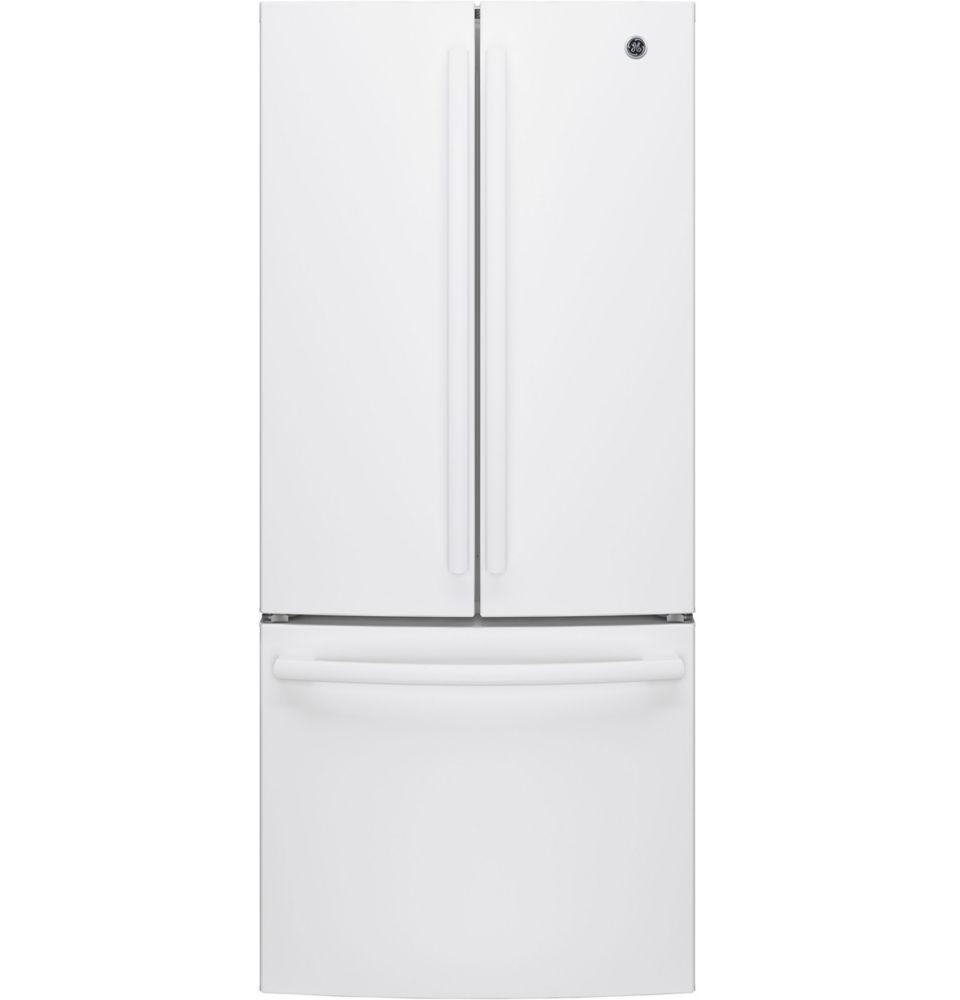 GE Profile 20.5 cu. ft. French Door Refrigerator - ENERGY STAR®