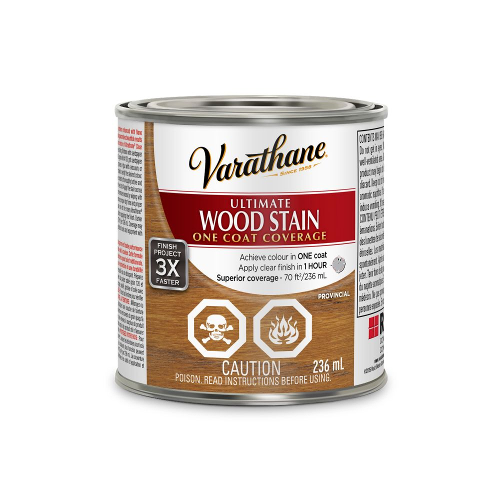 Varathane Ultimate Stain Provincial 236ML