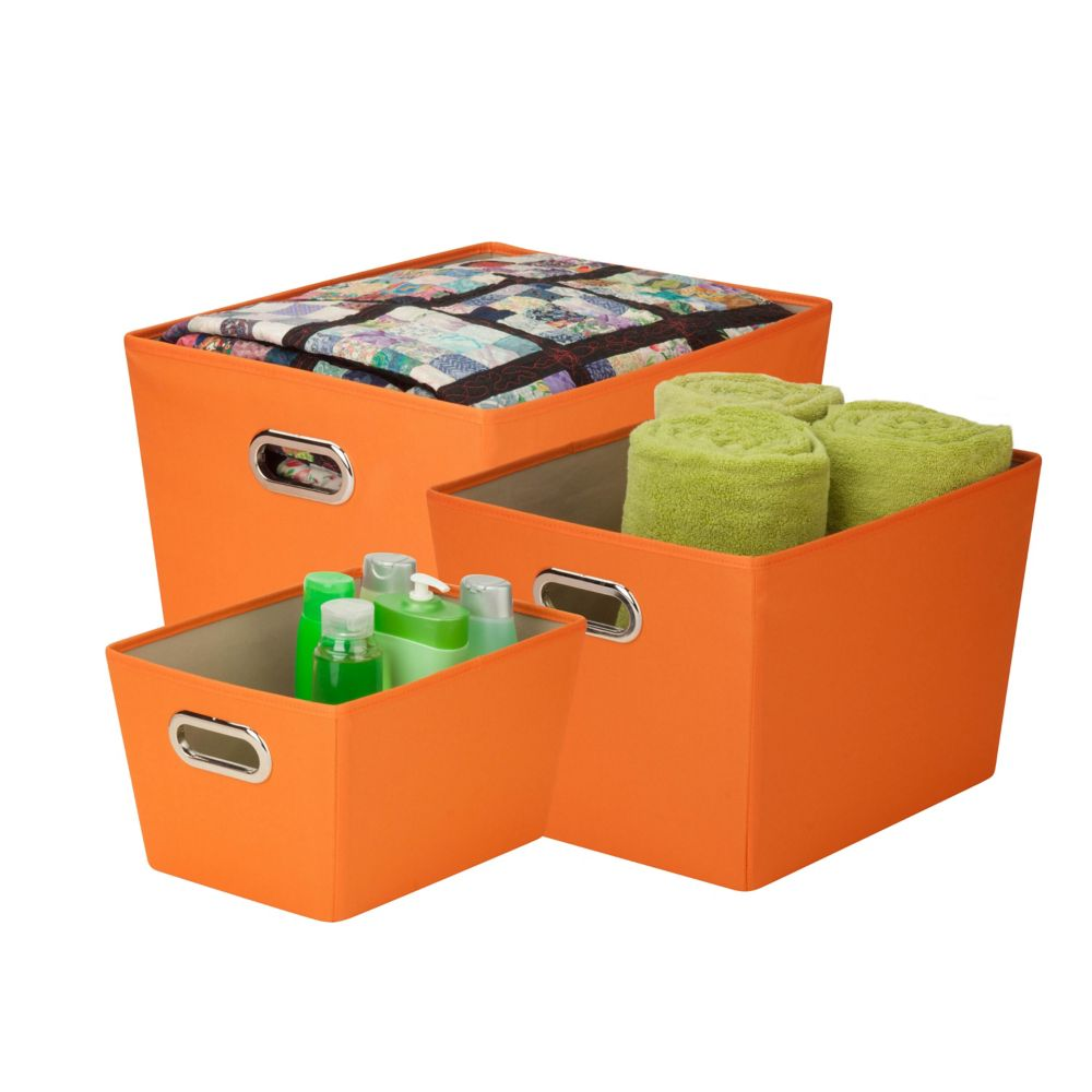 Organizing Tote Kit - Orange