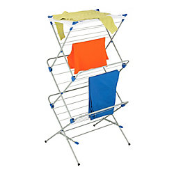 Honey-Can-Do International 3-Tier Mesh Top Drying Rack