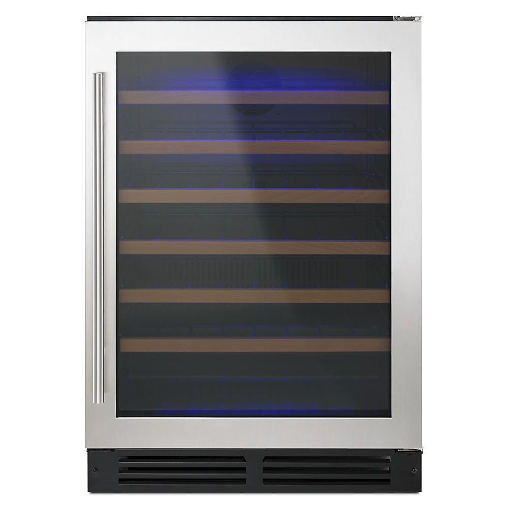 Cellier sous le comptoir de 24 po avec contrôle de température personnalisé