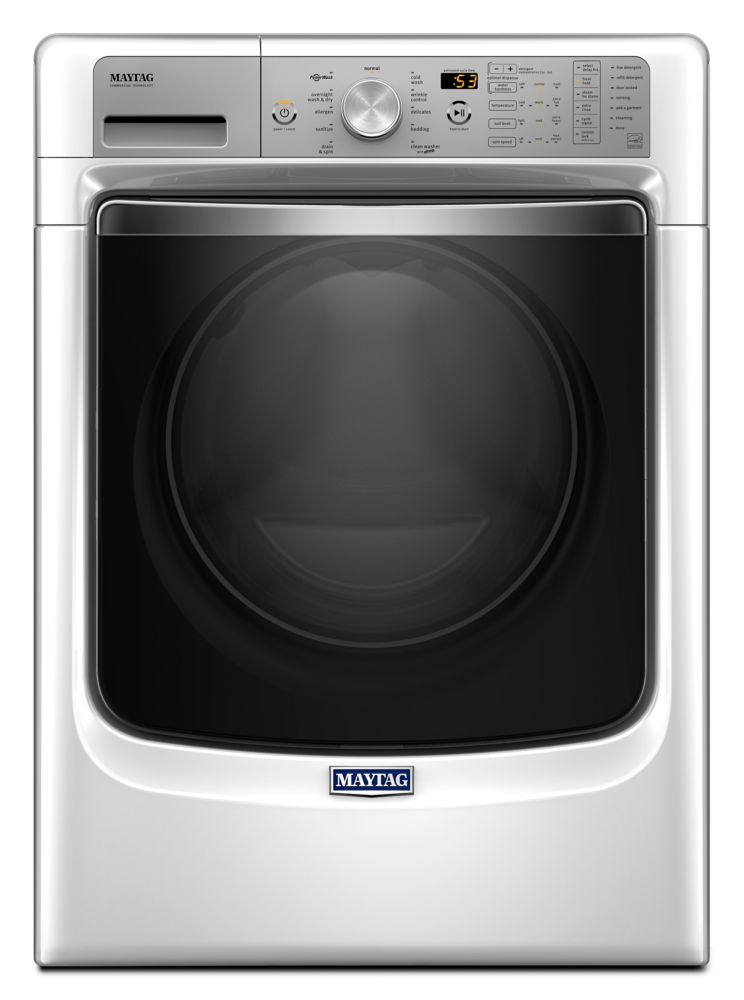 Front Load Washer w/Optimal Dose Dispenser & PowerWash System - 5.2 cu. Ft IEC Capacity