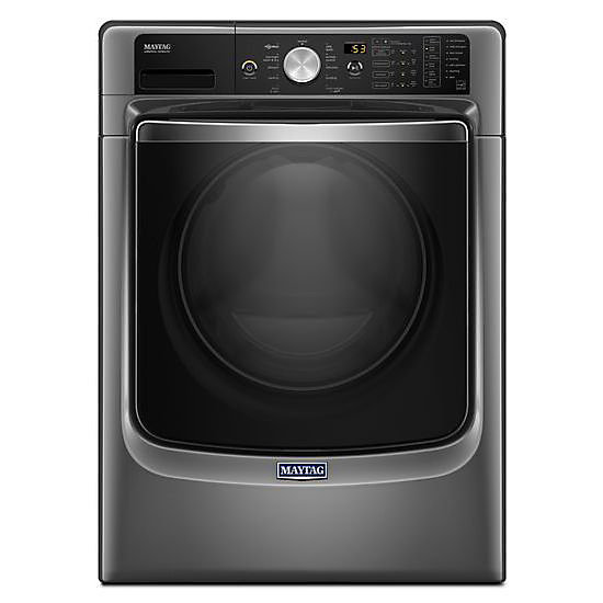 5 2 cu  ft  Front Load Washer in Stainless Look - ENERGY STAR®