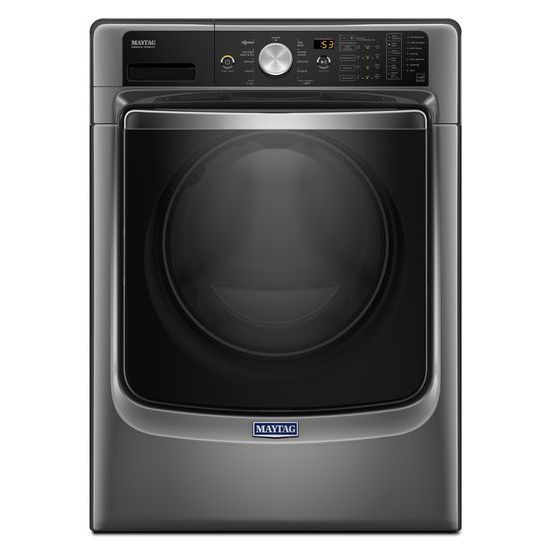 Maytag 5.2 cu. ft. Front Load Washer in Stainless Look - ENERGY STAR®