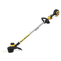 DEWALT 20V MAX Lithium-Ion Cordless 13-inch Brushless Dual Line String Grass Trimmer (Tool Only)