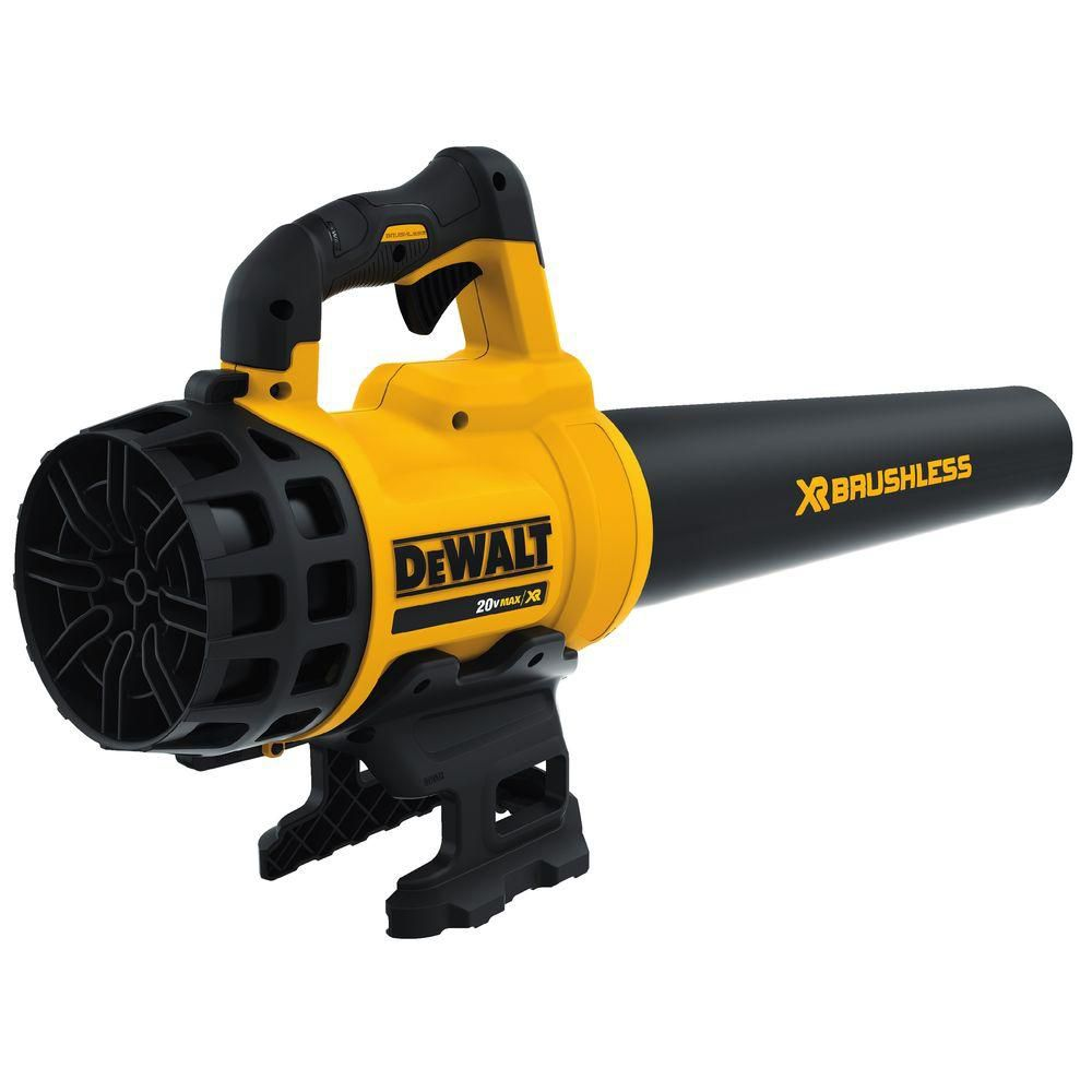DEWALT 90 MPH 400 CFM 20V MAX Lithium-Ion XR Brushless Leaf Blower