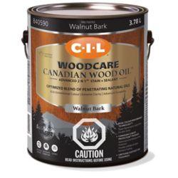CIL Traite-Bois Huile de bois canadien Wnt 3.78L-840590