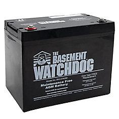 Batterie de réserve AGM sans entretien The Basement Watchdog