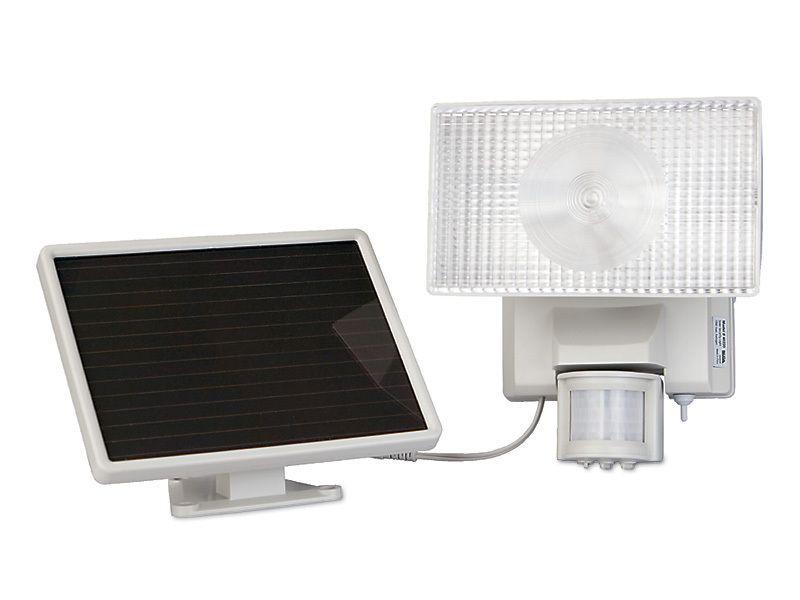 Maxsa Innovations Solar-Powered 150 LED Security Floodlight
