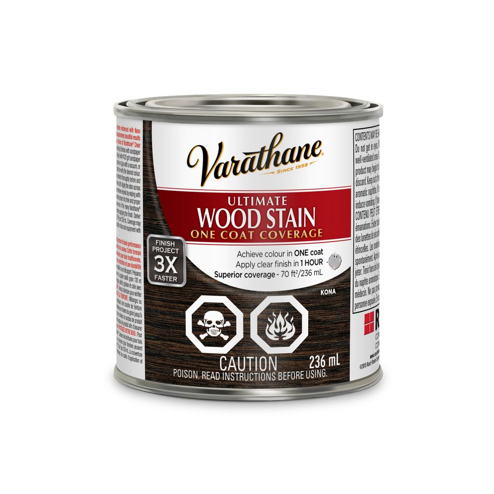 Varathane Ultimate Stain Kona 236ML