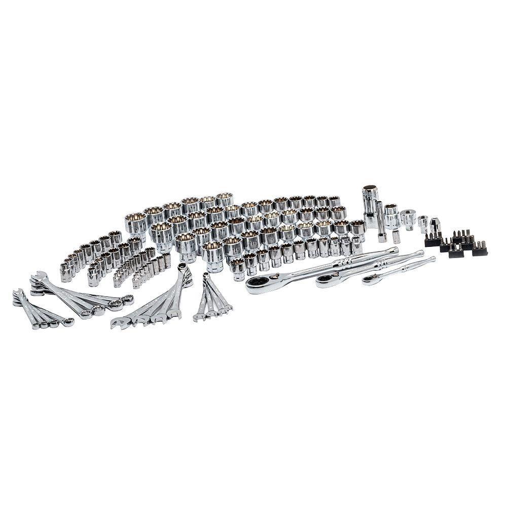 HUSKY 126pc Universal Pass-Through Mechanics Tool Set