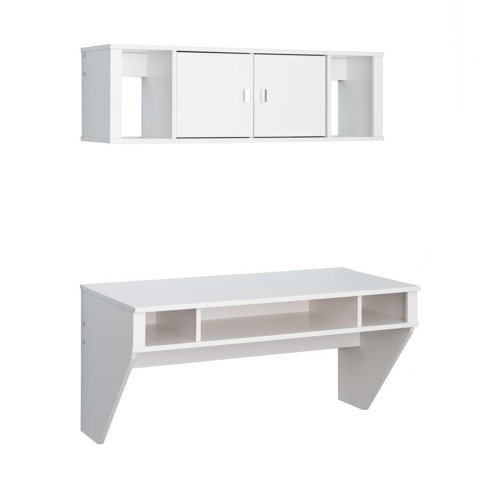 table desk corner top white floating shelve instructions storage nook system with wood prepac and a small