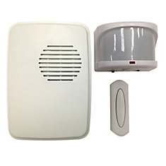 Wireless Motion Alert Door Bell Kit