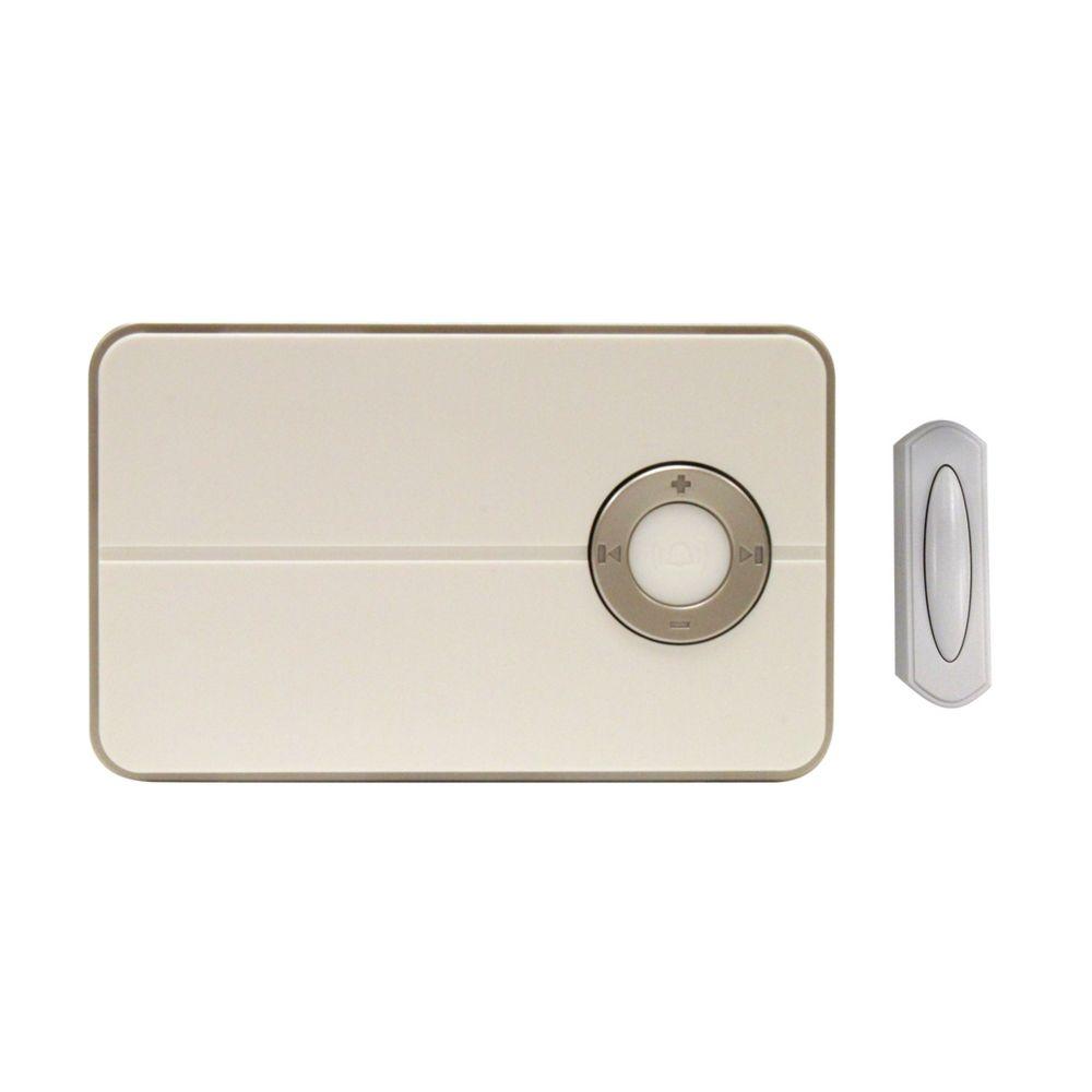 Hampton Bay Wireless MP3 Door Bell Kit