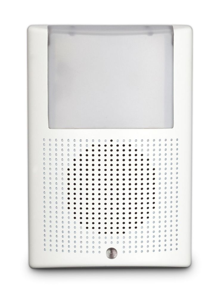 Kit sans fil Plug-In Bell porte Night Light