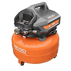 6 Gal. Portable Electric Pancake Air Compressor