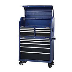 40 Inch 11-Drawer Tool Chest and Cabinet
