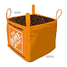 Topsoil - Bulk Delivered Bag - 1 Cubic Yard